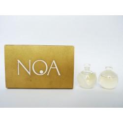 Coffret de 2 miniatures de parfum Noa de Cacharel
