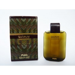 Miniature de parfum Quorum de Antonio Puig