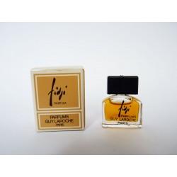 Miniature de parfum Fidji de Guy Laroche