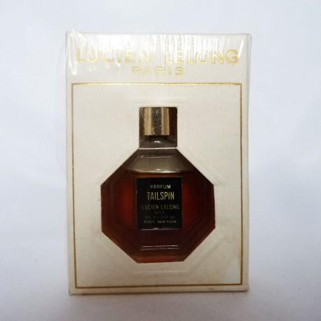 Ancien flacon de parfum Tailspin de Lucien Lelong