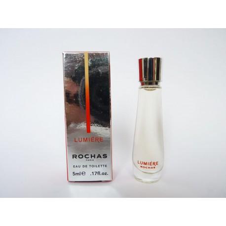 Miniature de parfum Lumière de Rochas
