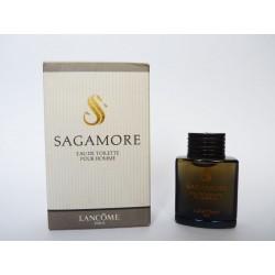 Miniature de parfum Sagamore de Lancôme