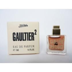 Miniature de parfum Gaultier² de Jean Paul Gaultier