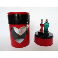 Coffret Saint Valentin 2002 de Jean Paul Gaultier