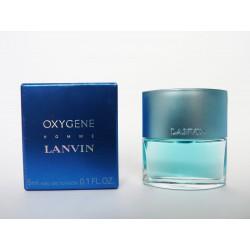 Miniature de parfum Oxygène Homme de Lanvin