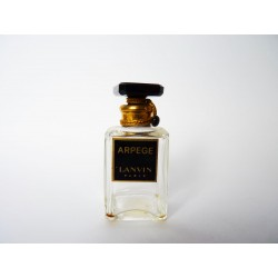 Ancienne miniature de parfum Arpège de Lanvin