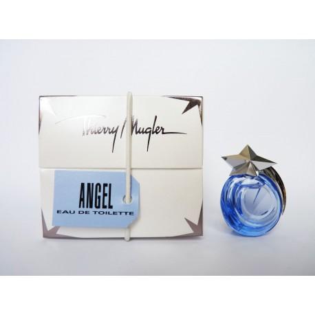 Miniature de parfum Angel de Thierry Mugler