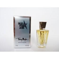 Miniature de parfum Eau de Star de Thierry Mugler