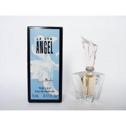 Miniature de parfum Le Lys Angel de Thierry Mugler