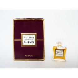 Miniature de parfum Allure Sensuelle de Chanel