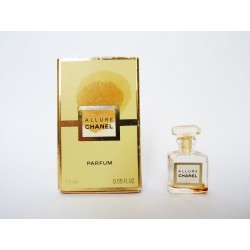 Miniature de parfum Allure de Chanel