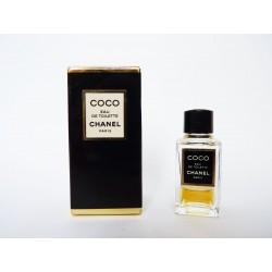 Miniature de parfum Coco de Chanel