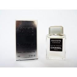 Miniature de parfum Egoïste Platinum de Chanel
