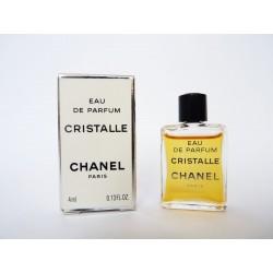 Miniature de parfum Cristalle de Chanel