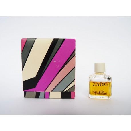 Miniature de parfum Zadig de Pucci