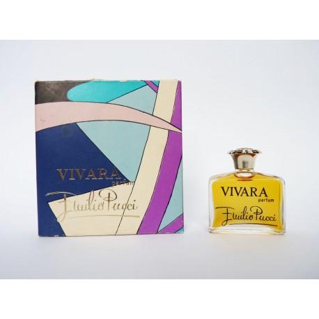 Miniature de parfum Vivara de Pucci