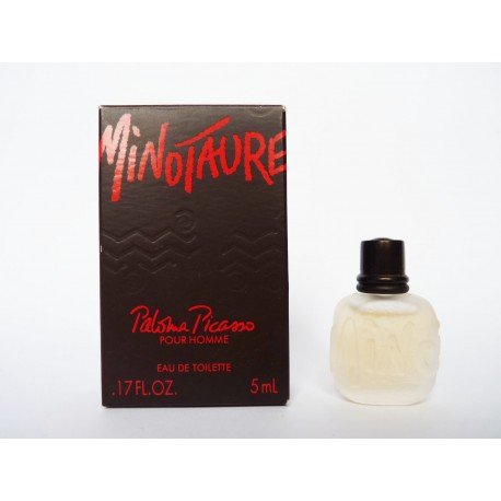 Miniature de parfum Minotaure de Paloma Picasso