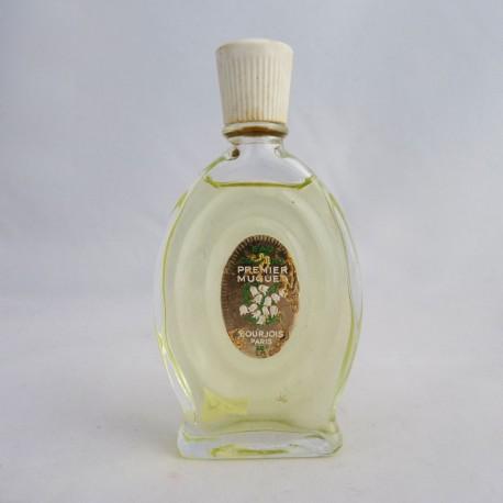 Ancien flacon de parfum Premier Muguet de Bourjois