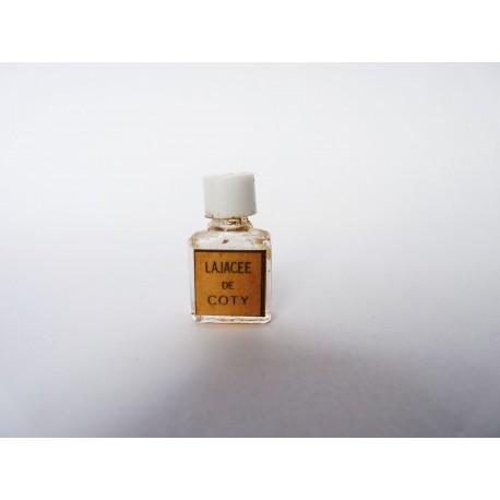 Ancienne miniature de parfum Lajacée de Coty