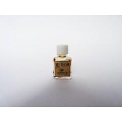Ancienne miniature de parfum Meteor de Coty
