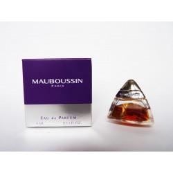 Miniature de parfum Mauboussin