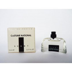 Miniature de parfum Scent de Costume National