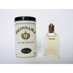 Miniature de parfum Façonnable