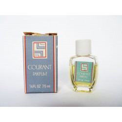 Ancienne miniature de parfum Courant de Helena Rubinstein