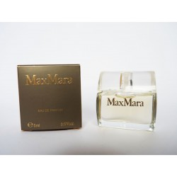 Miniature de parfum Max Mara
