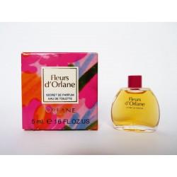 Miniature de parfum Fleurs d'Orlane
