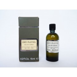 Miniature de parfum Grey Flannel de Geoffrey Beene