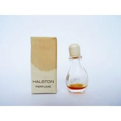 Miniature de parfum Halston