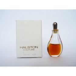 Miniature de parfum Halston Couture