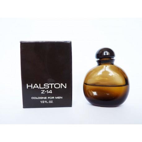 Miniature de parfum Z-14 de Halston