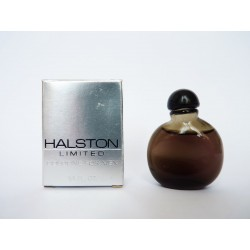 Miniature de parfum Halston Limited