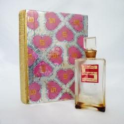 Ancien flacon de parfum Shocking de Schiaparelli