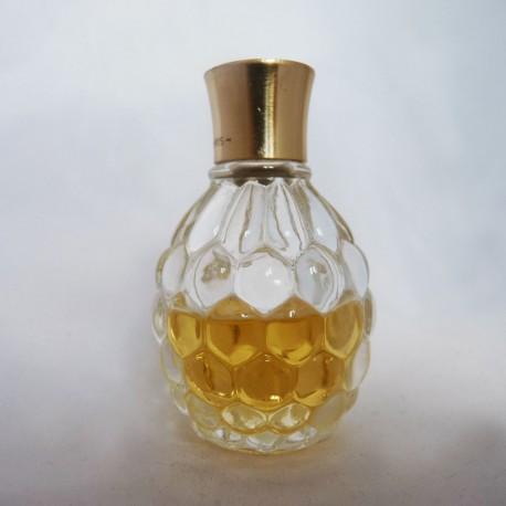 Ancien flacon de parfum framboise de Jean Patou