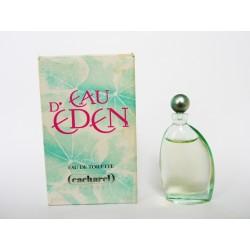 Miniature de parfum Eau d'Eden de Cacharel