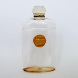 Ancien flacon de parfum Ambre Antique de Coty