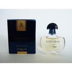 Miniature de parfum Shalimar de Guerlain