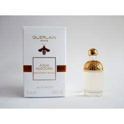 Miniature de parfum Aqua Allegoria - Mandarine Basilic de Guerlain