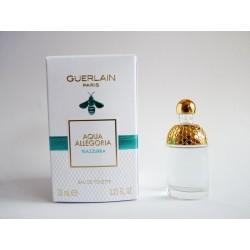 Miniature de parfum Aqua Allegoria - Teazzura de Guerlain