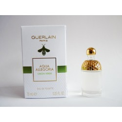 Miniature Aqua Allegoria - Limon Verde de Guerlain