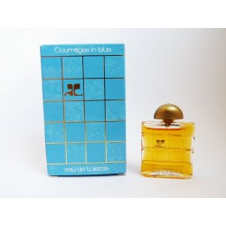 Miniature de parfum Courrèges in Blue