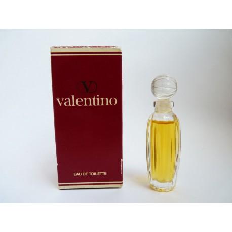 Miniature de parfum Valentino