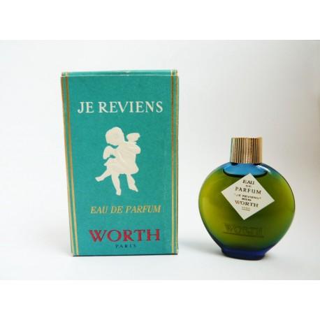 Miniature de parfum Je Reviens de Worth
