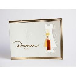 Ancien échantillon de parfum Tabu de Dana