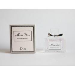 Miniature de parfum Miss Dior Blooming Bouquet de Christian Dior