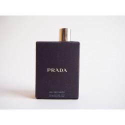 Miniature de parfum Prada