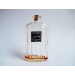 Ancienne lotion Indiscret de Lucien Lelong
